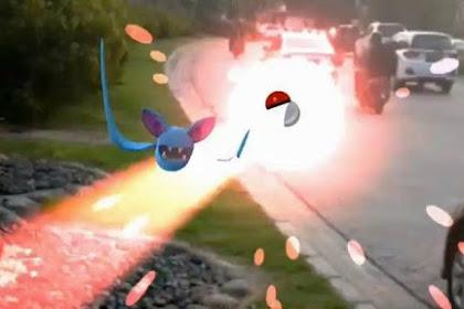 Apakah Game Pokemon Go Berbahaya Jika di Dimainkan