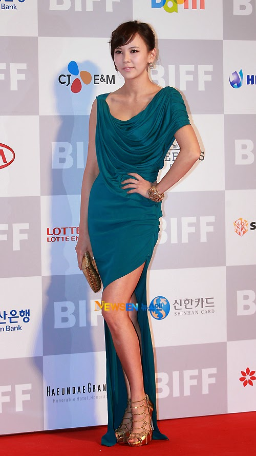 o Yeo Jeong (조여정) - 16th Busan Film Festival (BIFF 2011) from 06 to 14 October 2011