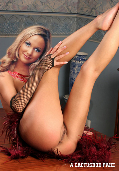 Stacy keibler nude fakes pity