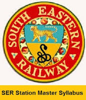 SER Station Master Syllabus