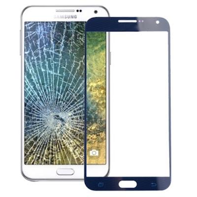 Thay mat kinh Samsung E5 lay ngay