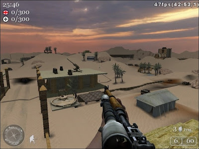 Call of Duty 2 Map VOK Sniper 1