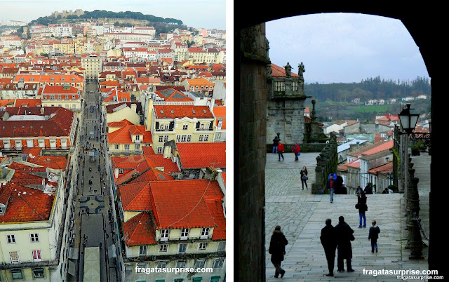Lisboa na época do Natal