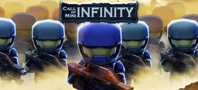 Download Call of Mini - Infinity Apk MEGA Mod (Unlimited Coins / Gems)
