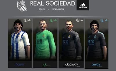 Real Sociedad GDB - BORELL KITS