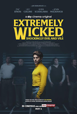 Sinopsis Film Extremely Wicked, Shockingly Evil and Vile (2019) Review dan Pemain Lengkap