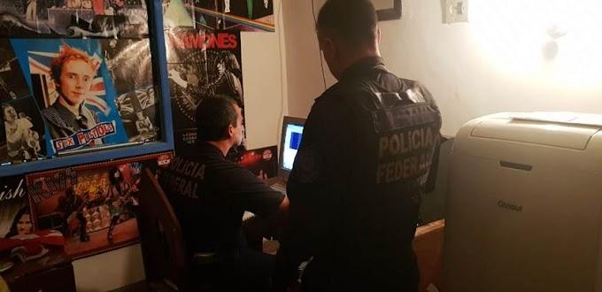 PEDOFILIA: PF faz operação nacional para coibir pornografia infantil na internet