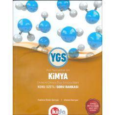 Kida YGS Kimya Konu Özetli Soru Bankası (2017)