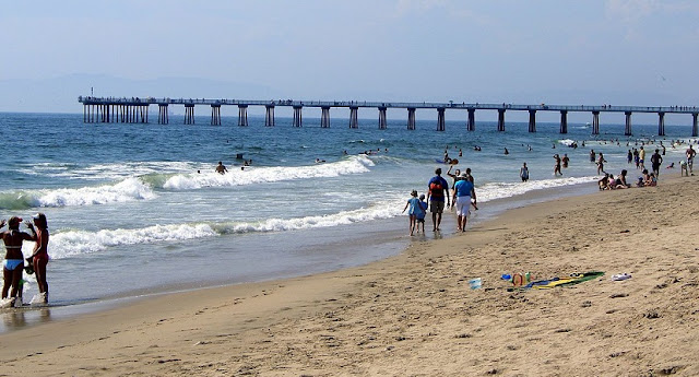 Hermosa Beach em Los Angeles