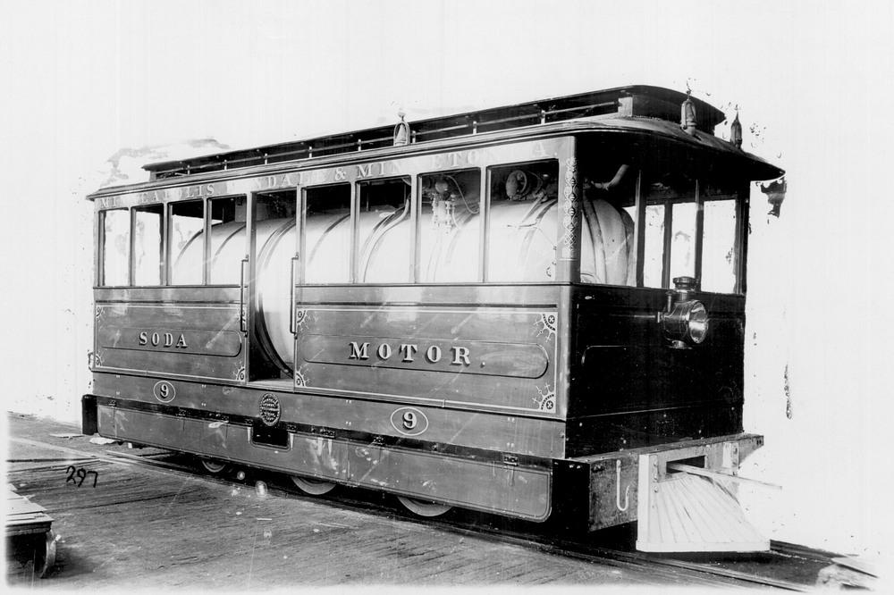 Soda Locomotives
