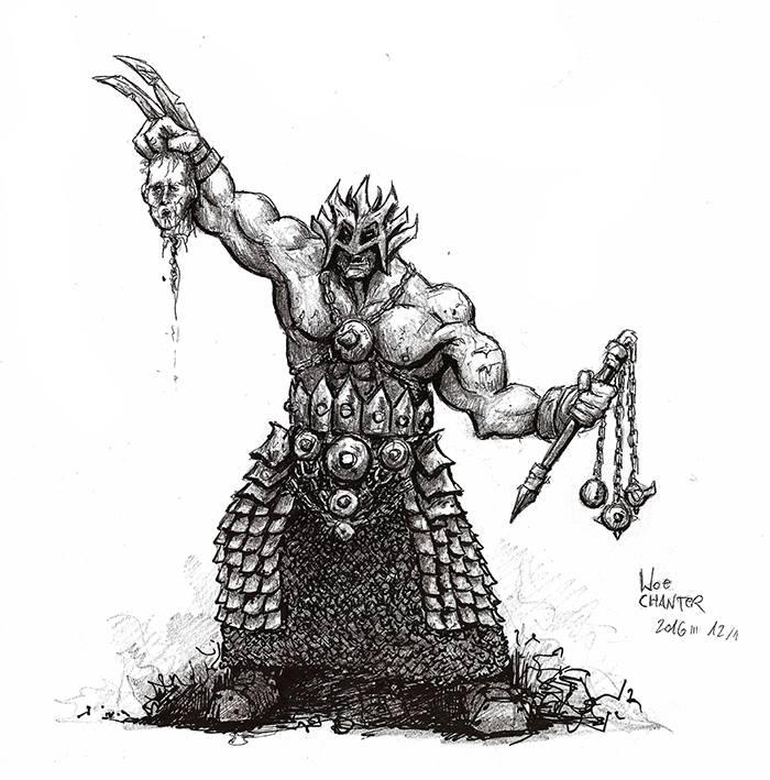 Lucca Comics & Games: Ludus in tabula - God Slayer
