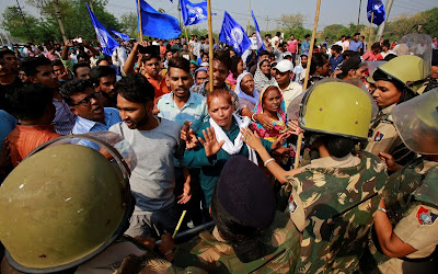 Why Dalits Of India Angry With BJP