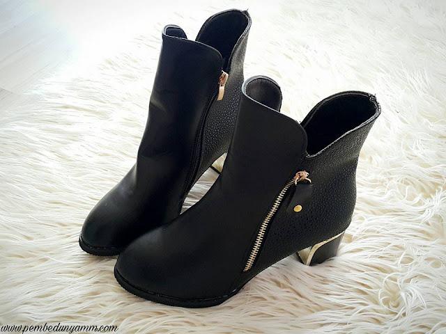 siyah bot modelleri