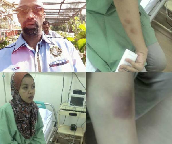 2 Video Isteri Mualaf Dedah Kekejaman Suami