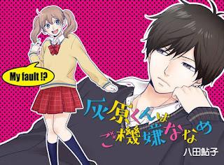 Haibara-kun wa Gokigen Naname: mangá chega ao fim