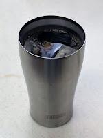 JDE-340THERMOS 真空断熱タンブラーにアイスコーヒー