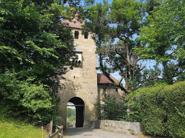 Porte de Bourguillon