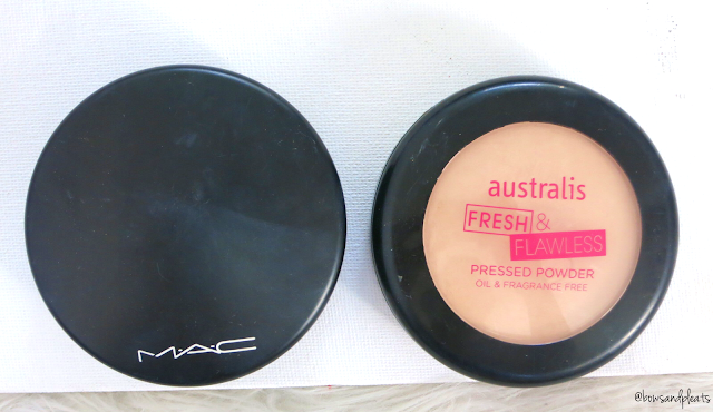 Australis Fresh and Flawless Powder