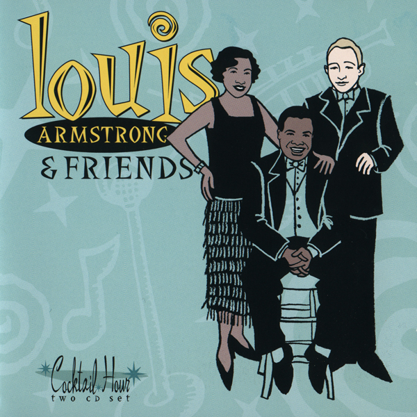 Armstrong friend louis