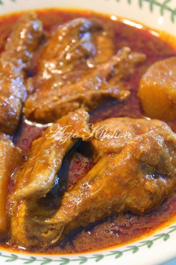 Cara Membuat Gulai Ayam : membuat, gulai, Sedap, Kitchen