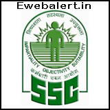 SSCNR CGL Admit Card