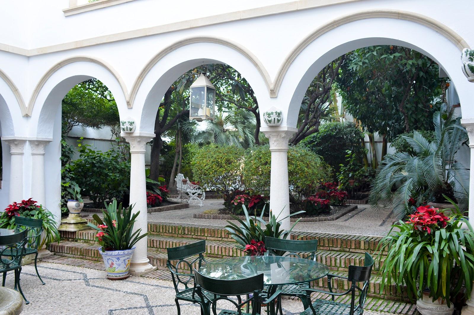 hotel eurostars conquistador cordoba españa