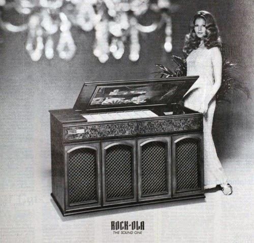 04eb859c8014 Rock-Ola, 1973 | BlueisKewl