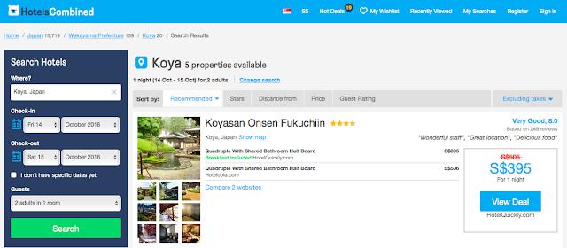 Koyasan HotelsCombined