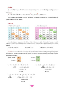 6. Sınıf Matematik Berkay Yayınları Sayfa 22