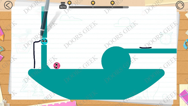 Love Balls Level 64 Cheats, Walkthrough, Solution 3 stars, for updated version