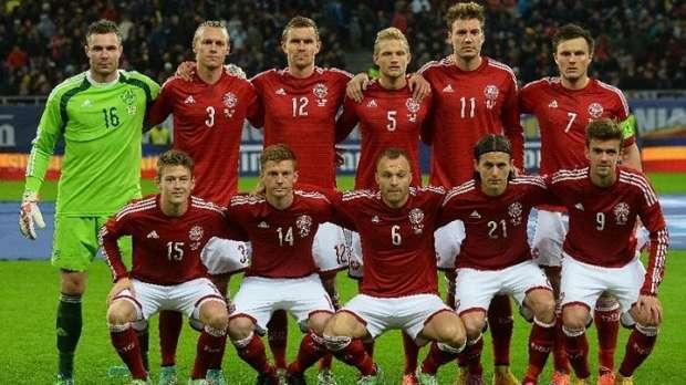 Denmark Piala Dunia 2018