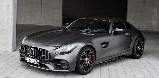 2018-2019 Mercedes-AMG GT C Coupe Exterior