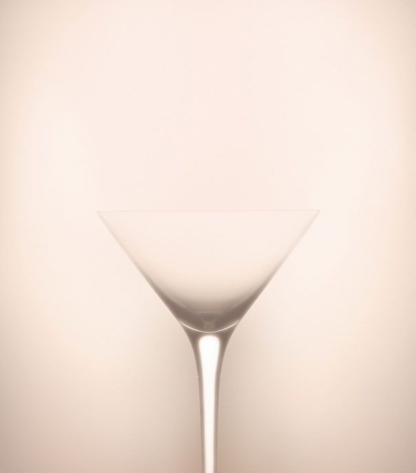 This is just a martini glass for a Julyna's ad campaign