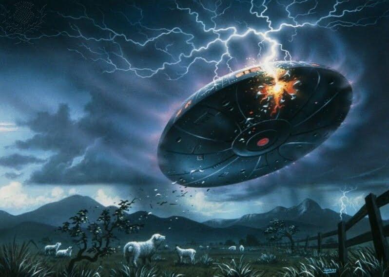 UFO Crash, Roswell: scoperto un frammento misterioso.