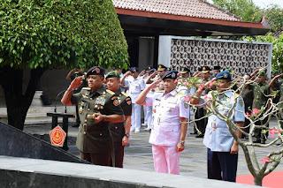 Panglima TNI : Setiap Manusia Indonesia Mengalir Gen Ksatria