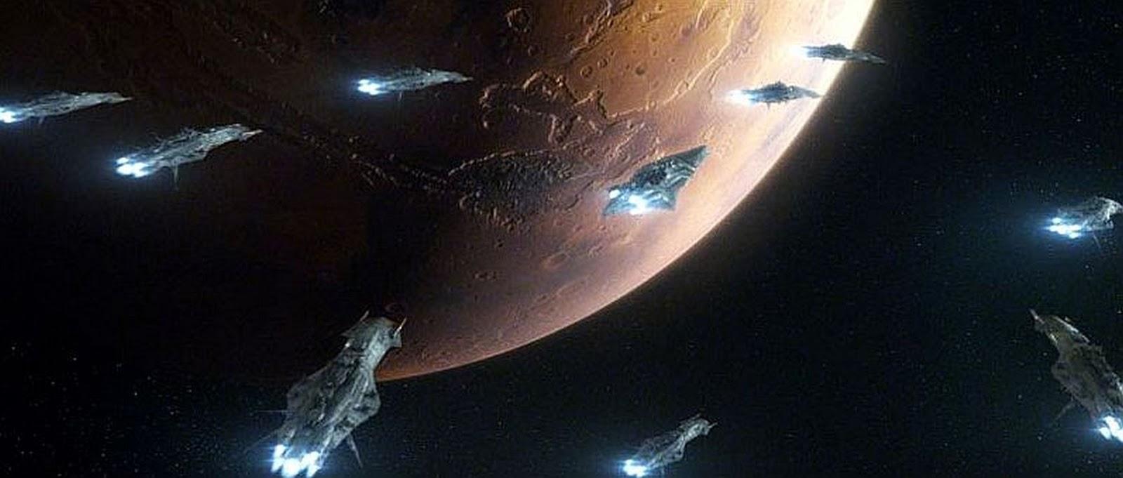 小行星帶的採礦作業