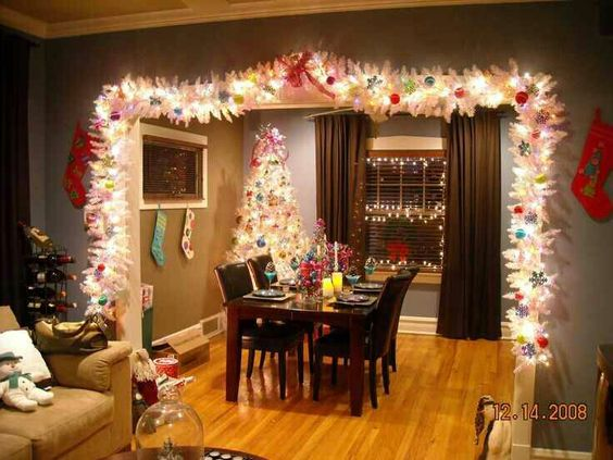 Christmas%2Bparty%2Bdecorations%2BDIY%2BIdeas%2B%25286%2529 - 10 Christmas party decorations DIY Ideas