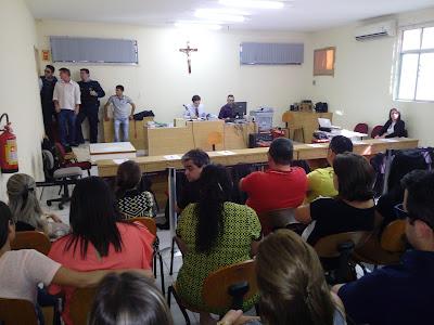 """Crime de São Paulinho: Tribunal do Júri Popular de Acopiara julga o réu """"Doca"""""""