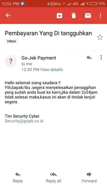 Perusahaan Go-jek Merugi Puluhan Milliar Akibat Bug GPC (Google Play Card)