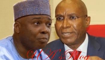 Court Orders Senate President, Bukola Saraki To Do This For Ovie Omo-Agege
