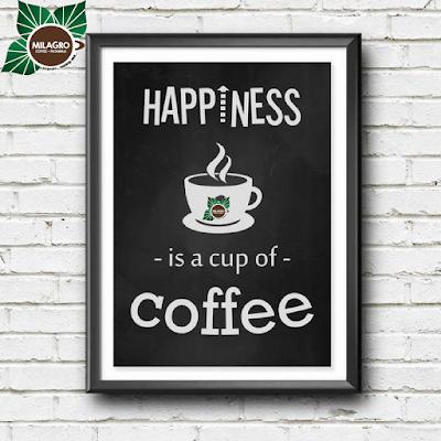 Milagro Coffee | Kopi Kesihatan Terbaik