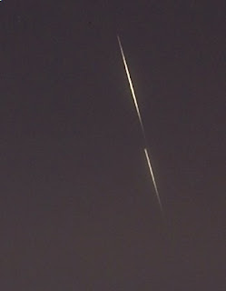 Double Iridium Flare