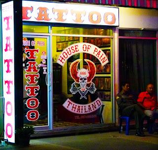 Pattaya Tattoo Shop
