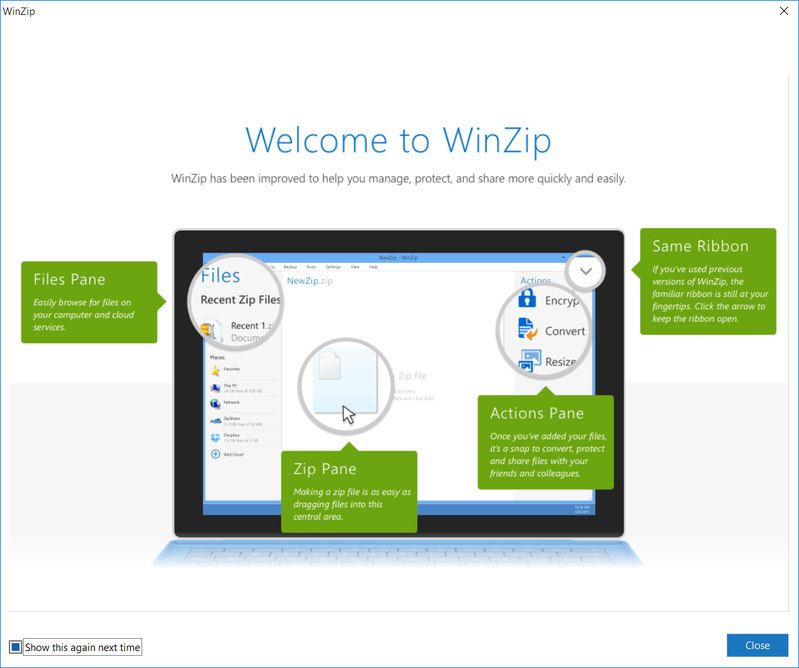 Winzip 21 Final