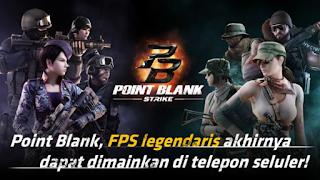 Point Blank: Strike, Game FPS Terbaik Dan Terbaru Untuk Android