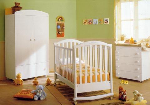 Ideas para pintar y decorar la habitaci n de una bebe - Ideas para pintar habitacion de bebe ...