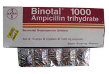 Harga Binotal Obat Infeksi Saluran Kencing Terbaru 2016
