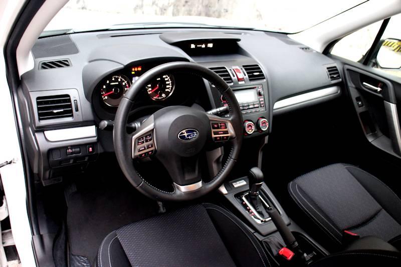 Review: 2013 Subaru Forester 2 0 i-L | Philippine Car News, Car