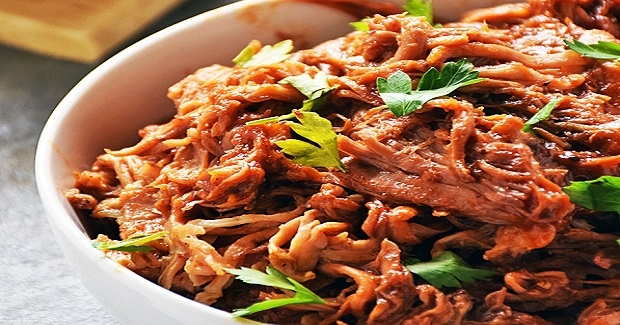 Slow Cooker BBQ Pulled Pork Recipe