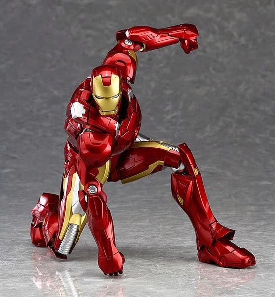 Gambar Avengers Iron Man